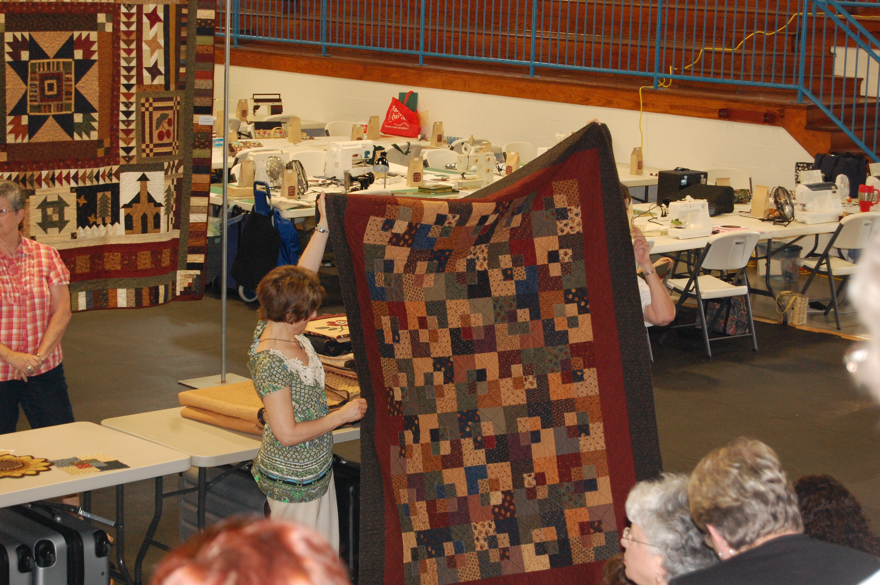 Haubstadt Quilt Show Mouse In My Pocket