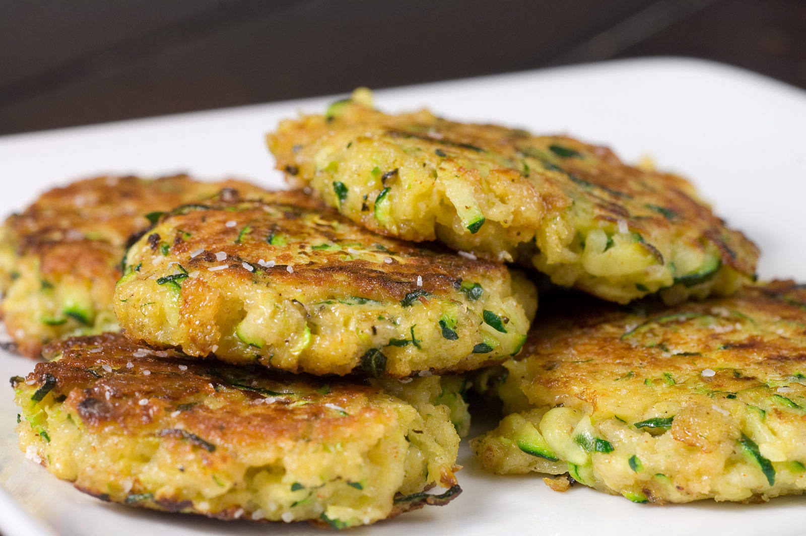 Zucchini Cakes Recipe Fried