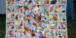 Crazy Quilt Top