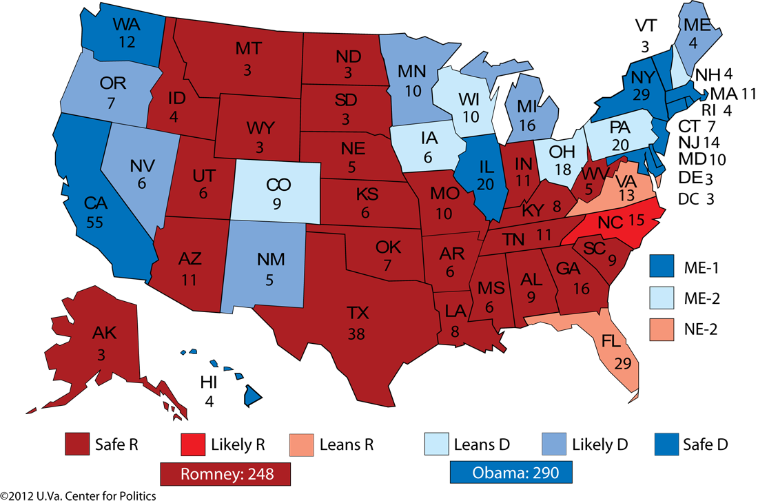 Historical US Presidential Elections 17892016 Historical US