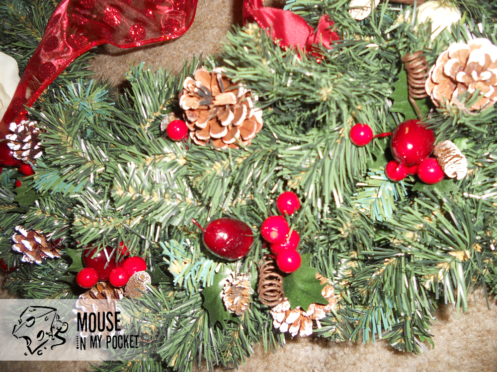 Hayes Wreath closeup