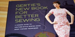 Gertie&#039;s New Book For Better Sewing