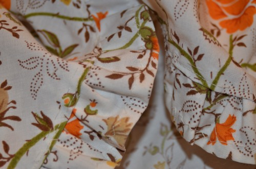 tablecloth dress fabric