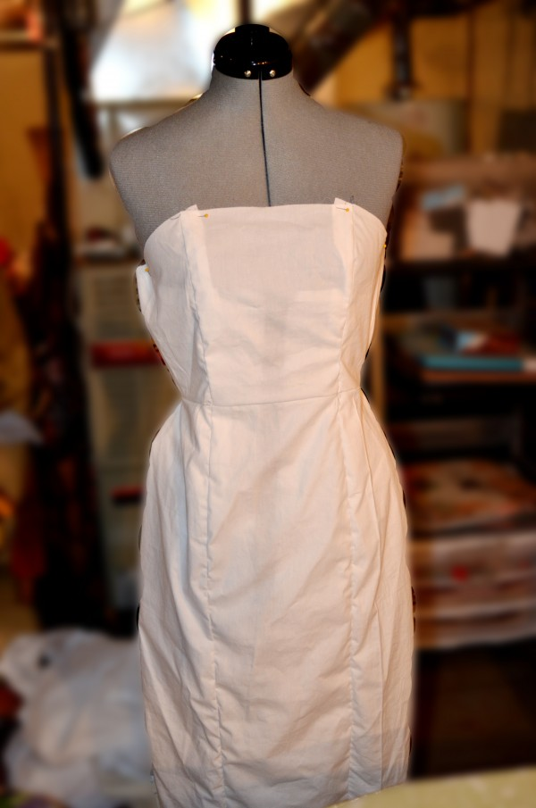 finished muslin