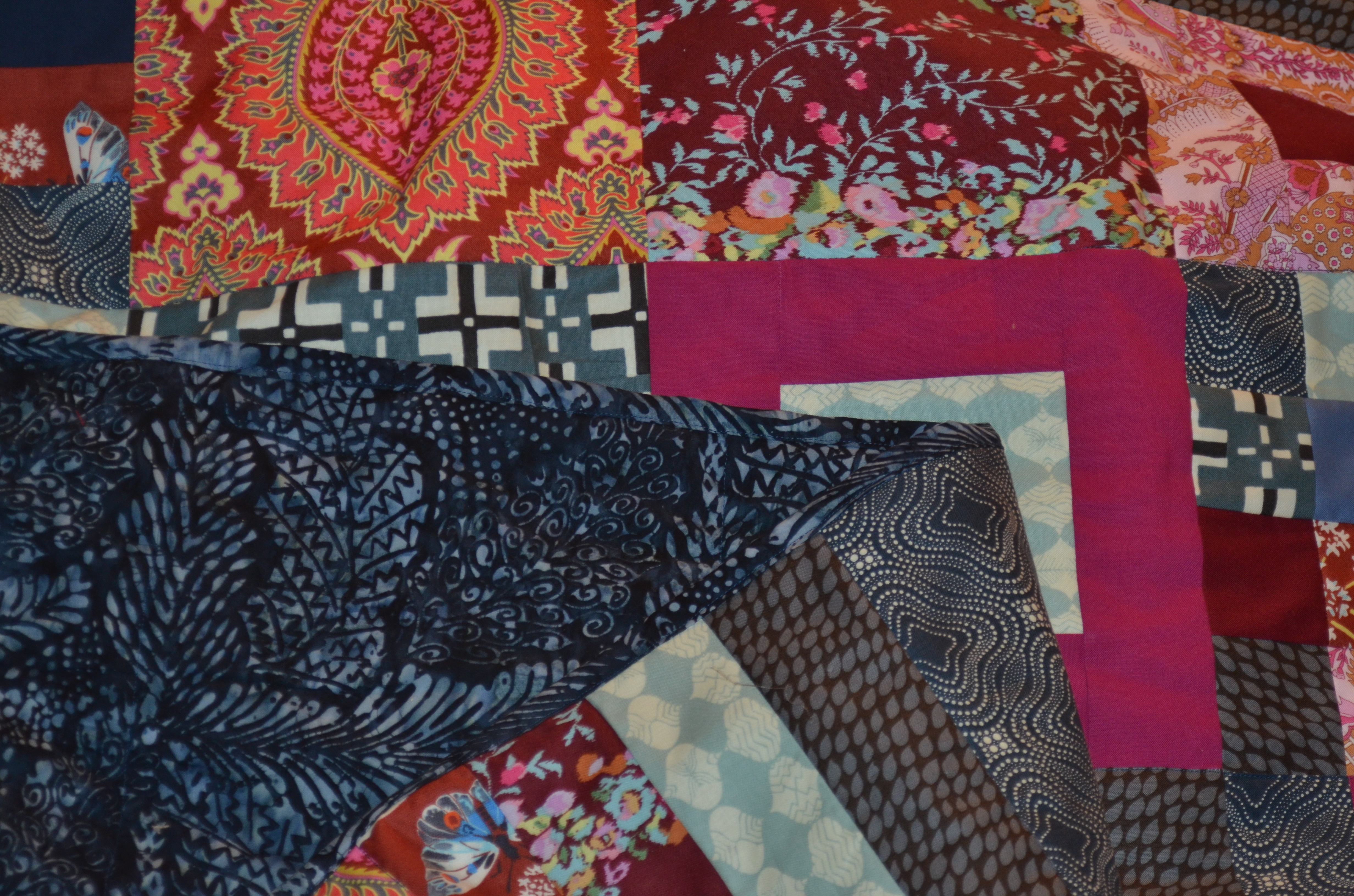 His and Hers Quilt