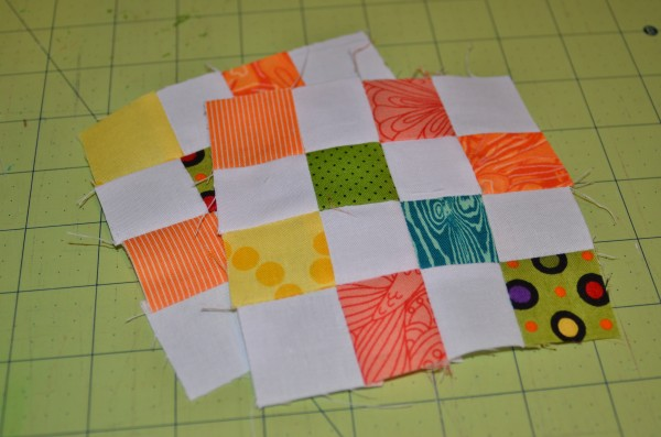 16-patch sections