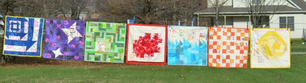 challenge quilts