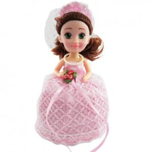 Cupcake Surprise Wedding Surprise Doll